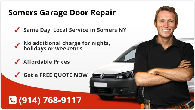 Somers Garage Door Repair